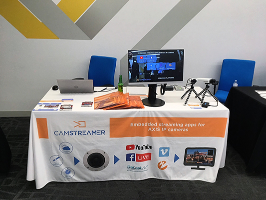 CamStreamer table