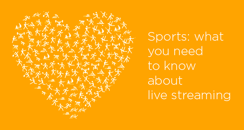 Sports: what you need to know about live streaming | Blog | CamStreamer